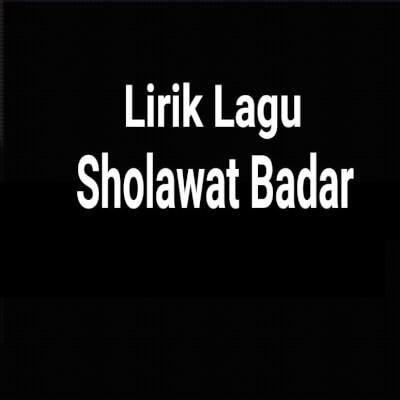 Sholawat badar