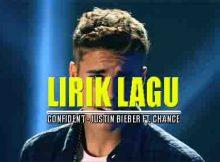 Arti Lirik Lagu Confident - Justin Bieber