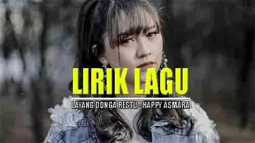 Layang Donga Restu Happy Asmara